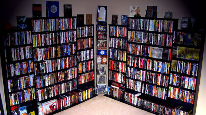How To Digitally Organize/Start Your DVD Library