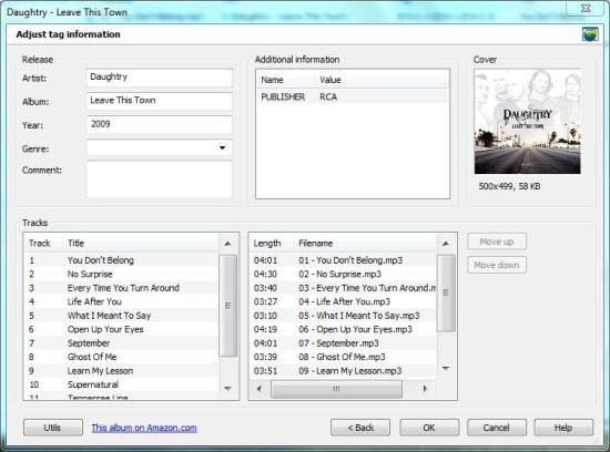 Mp3tag key generator