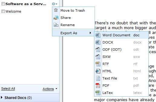 Don't Pay Money to Create Office Documents - AnotherWindowsBlog