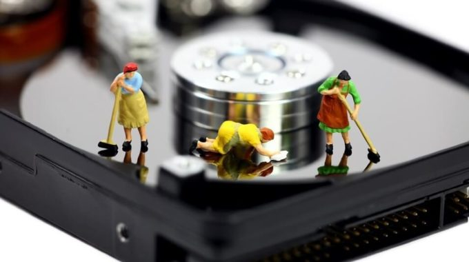 Find Which Files are Taking the Most Hard Drive Space!