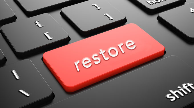 How To Recover Your Deleted Files!