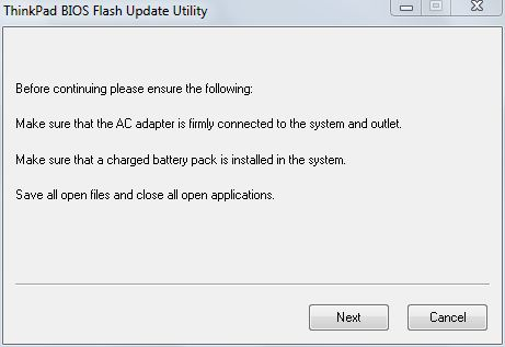 Easily Flash/Update Your BIOS - AnotherWindowsBlog