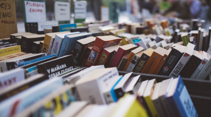Have you Considered Buying Used Books?
