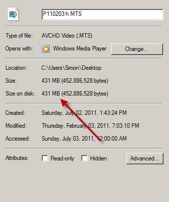 Reclaim Space by Converting 1080p Videos to 720p