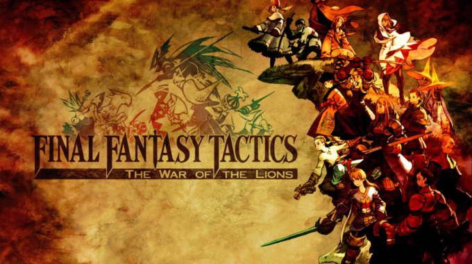 Final Fantasy Tactics: The War of the Lions for IOS