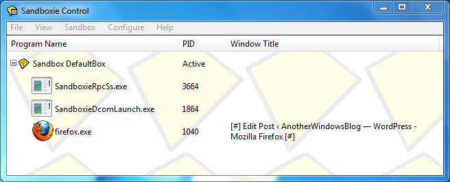 Why You Should Learn to Sandbox Your Browser - AnotherWindowsBlog