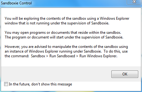 Why You Should Learn to Sandbox Your Browser