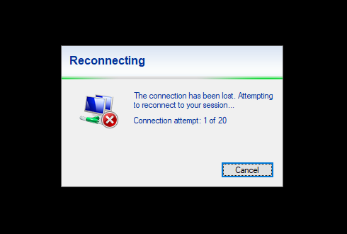 Reconnecting Prompt